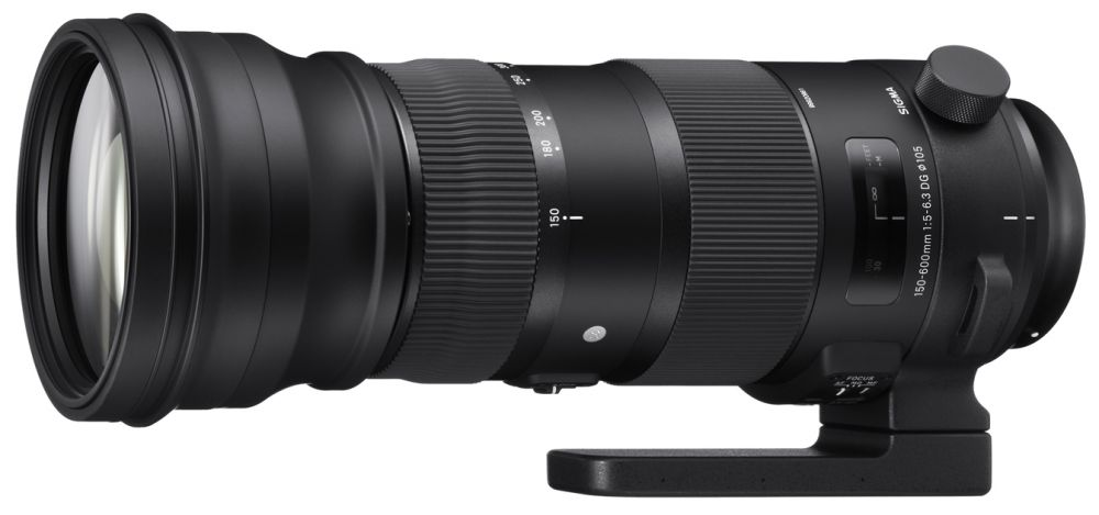 Sigma 150-600mm / 5-6,3 (S) DG OS HSM (for Canon)