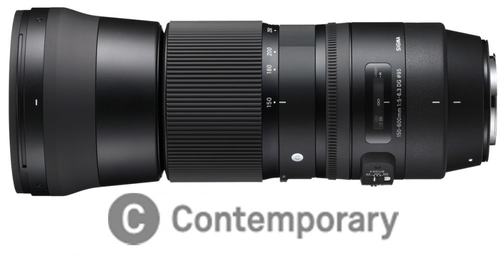 Sigma 150-600mm / 5-6.3 (C) DG OS HSM (for Canon)