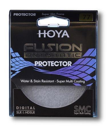 Hoya Fusion Antistatic Protector szűrő - 77mm