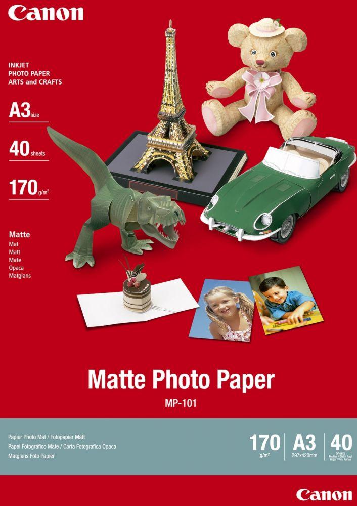 Canon Matte Photo Paper MP-101 (A3)