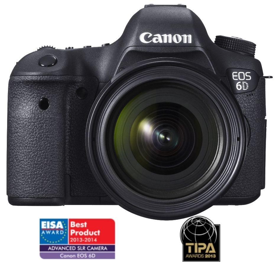 Canon EOS 6D váz + EF 24-70mm / 4.0 L IS USM (2 év Garancia)