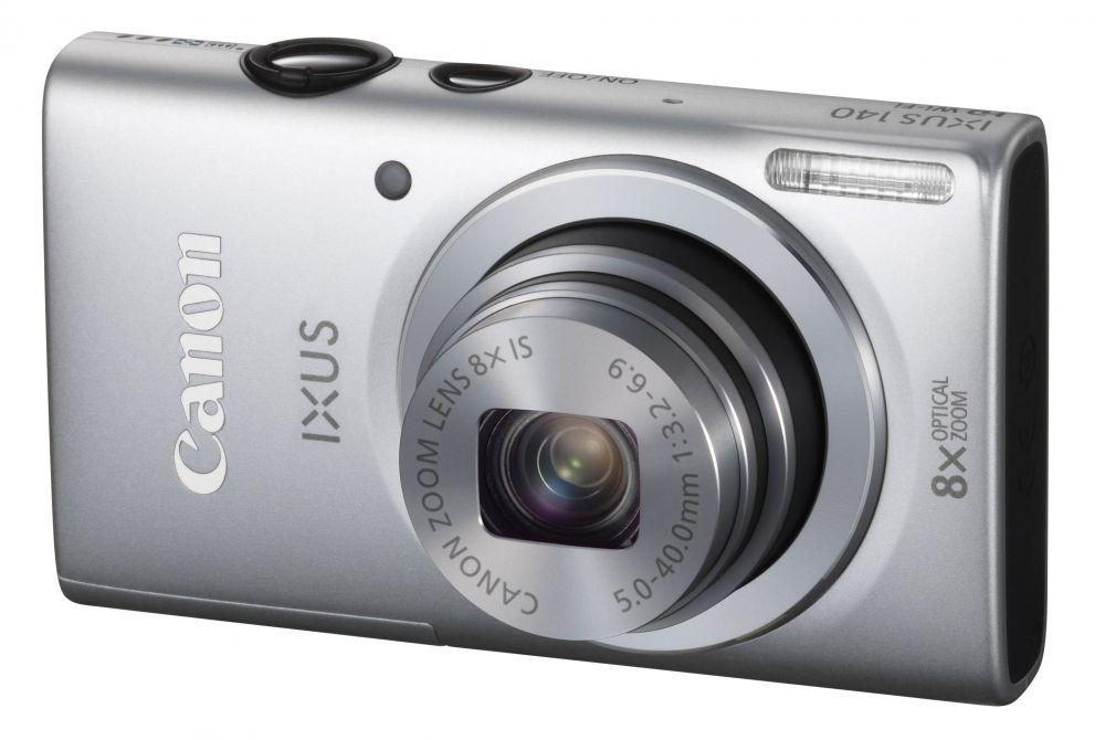 Canon IXUS 140 (Wi-Fi) (4 színben) (ezüst)