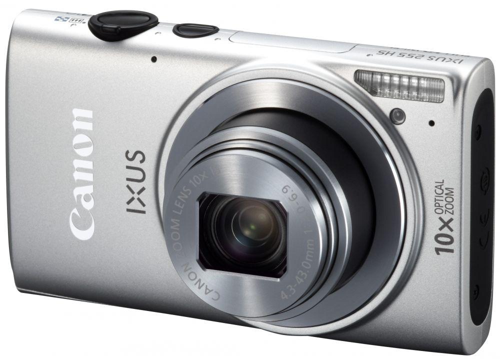 Canon IXUS 255HS (Wi-Fi) (3 színben) (ezüst)