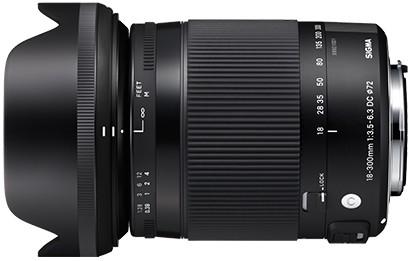Sigma 18-300mm /3.5-6.3 (C) DC OS HSM MACRO (for Nikon)