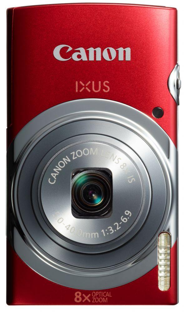 Canon Ixus 150 (2 színben) (piros)