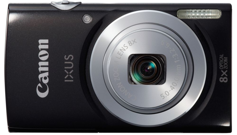 Canon Ixus 145 (4 színben) (fekete)