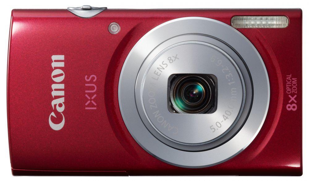 Canon Ixus 145 (4 színben) (piros)
