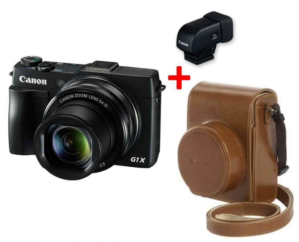Canon PowerShot G1x mark II Limited Edition - Premium Kit