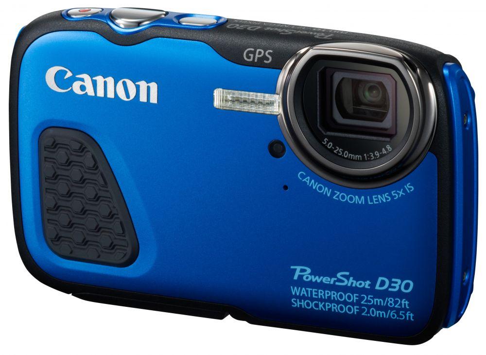 Canon PowerShot D30 (GPS)
