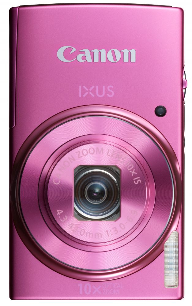 Canon Ixus 155 (4 színben) (rózsaszín)