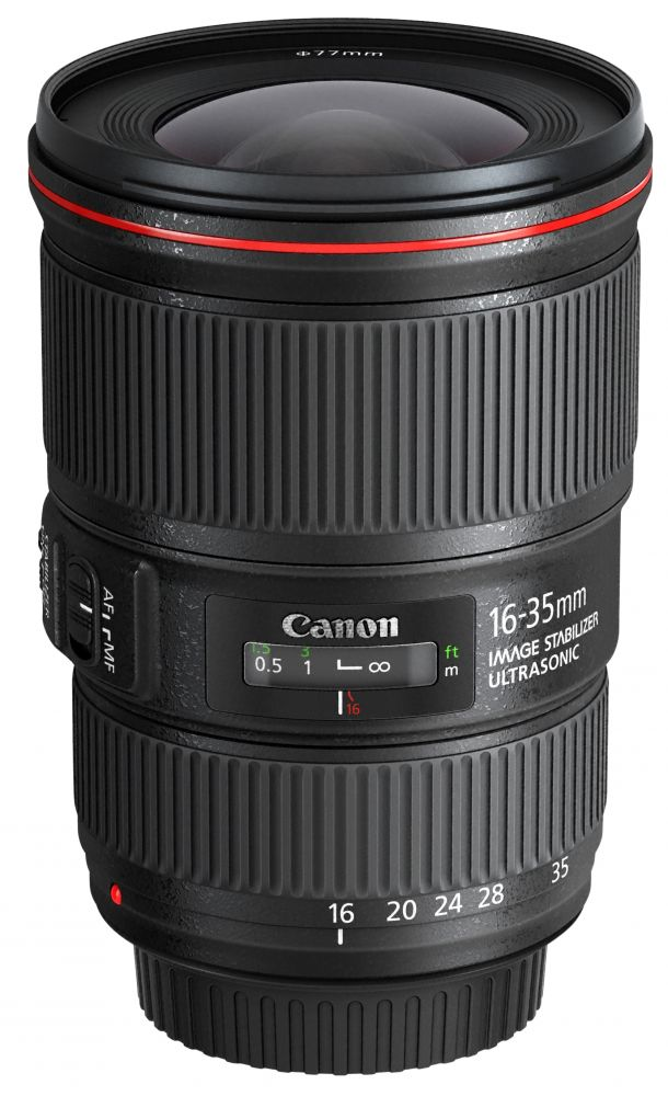 CanonEF 16-35mm /4 L IS USM