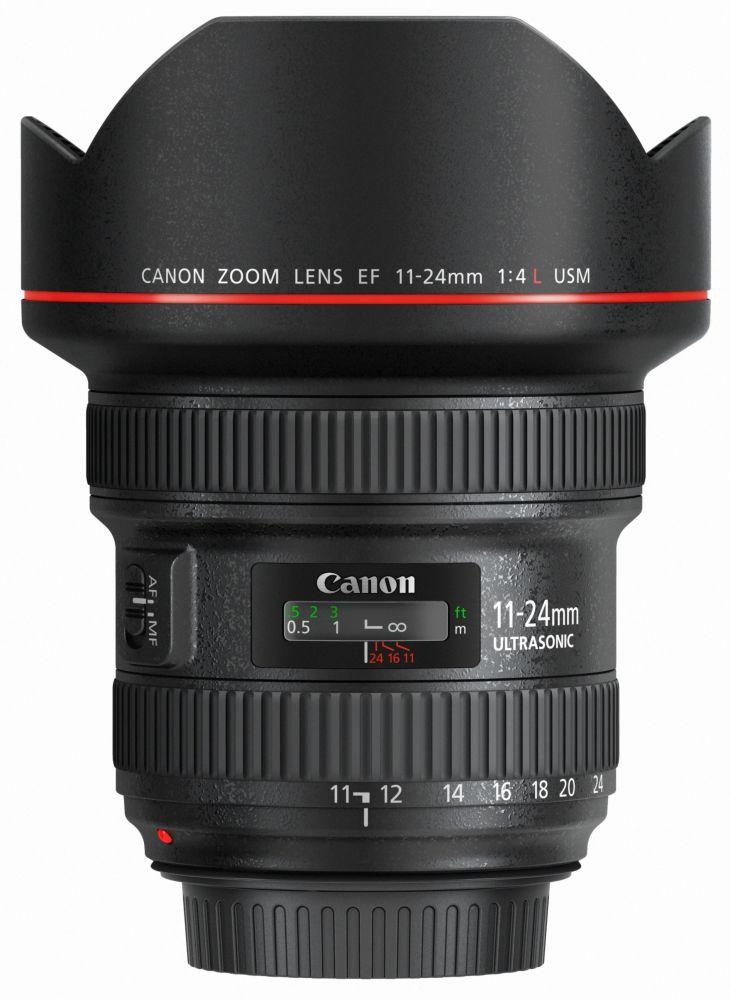 Canon EF 11-24mm / 4 L USM