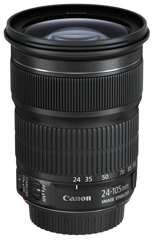 Canon EF 24-105mm / 3.5-5.6 IS STM
