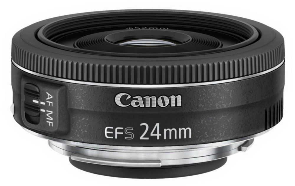 Canon EF-S 24mm /2.8 STM