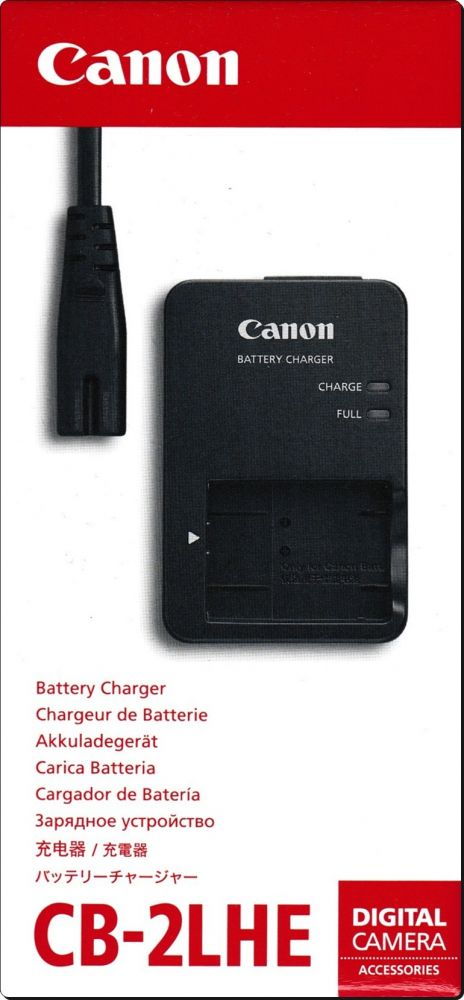 Canon CB-2LHE akkumulátor töltő