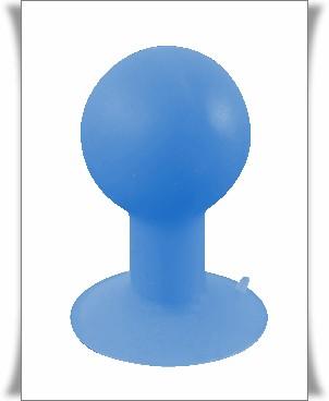 LogiLink iStand gumis állvány okostelefonhoz, MP3-lejátszóhoz (kék)