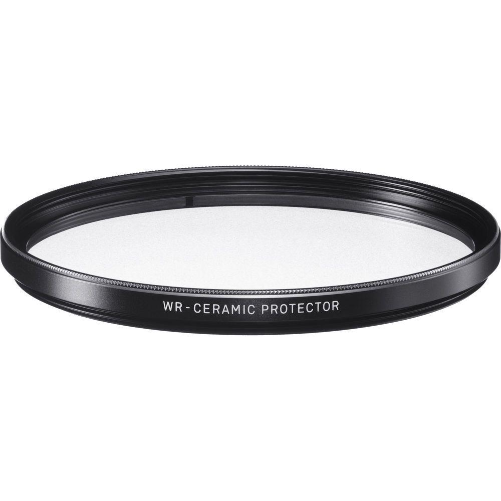 Sigma WR ceramic protector szűrő (95mm)