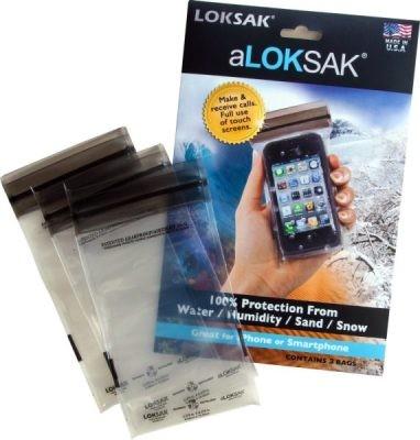 aLOKSAK vízhatlan tasak 3db-os csomag