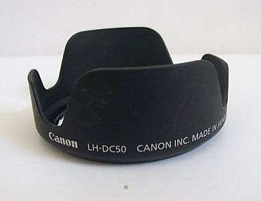 Canon LH-DC50 napellenző
