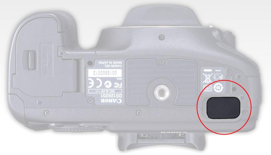 Canon porvédő gumikupak