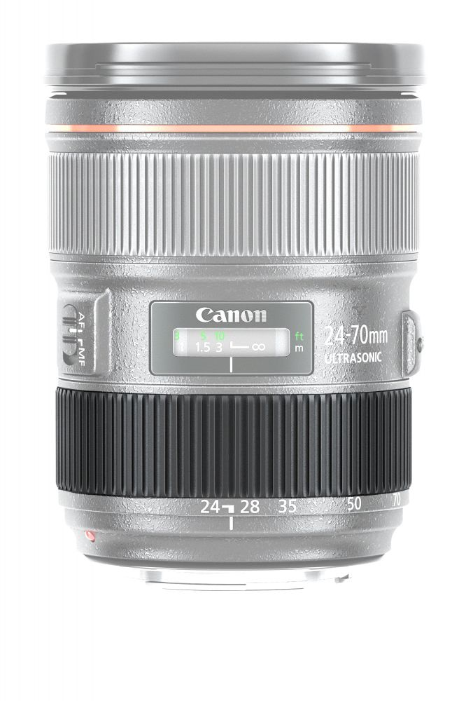 Canon zoom gumigyűrű (for Canon EF 24-70/2.8 L USM mark II)