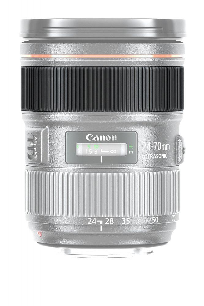 Canon élesség gumigyűrű (for Canon EF 24-70/2.8 L USM mark II)