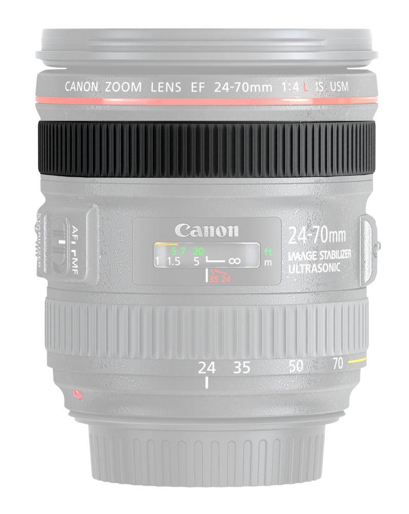 Canon élesség gumigyűrű (for Canon EF 24-70/4 L IS USM)