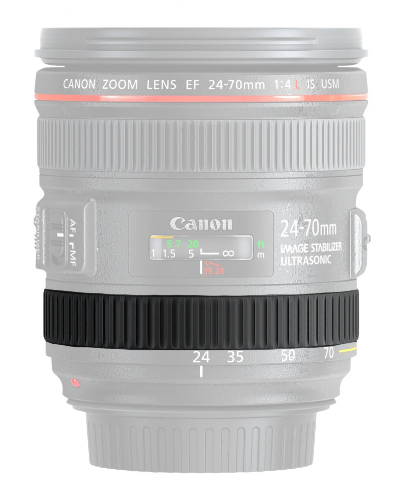 Canon zoom gumigyűrű (for Canon EF 24-70/4 L IS USM)