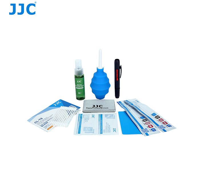 JJC CL-9 tisztító készlet