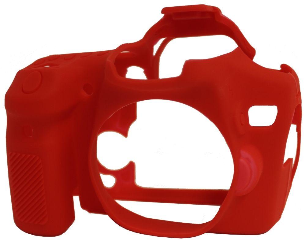 easyCover (Canon EOS 70D) (3 szín) (piros)