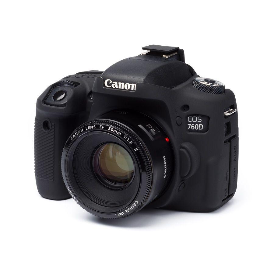 easyCover (Canon EOS 760D) (3 színben) (fekete)