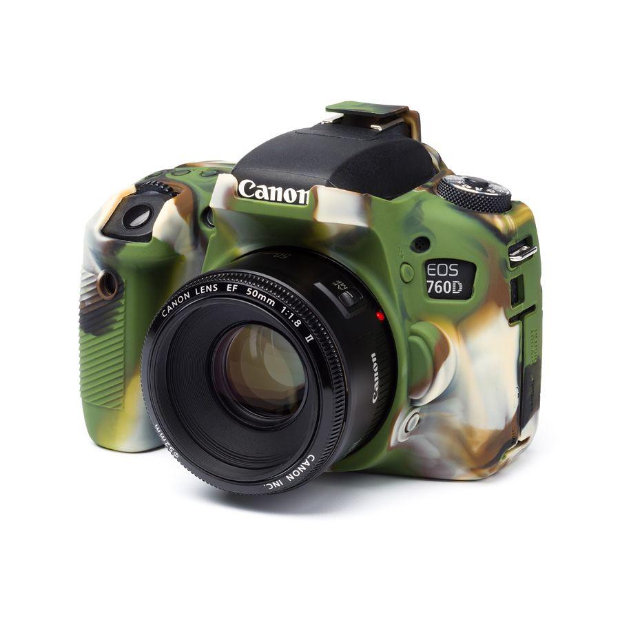 easyCover (Canon EOS 760D) (3 színben) (terepszínű)