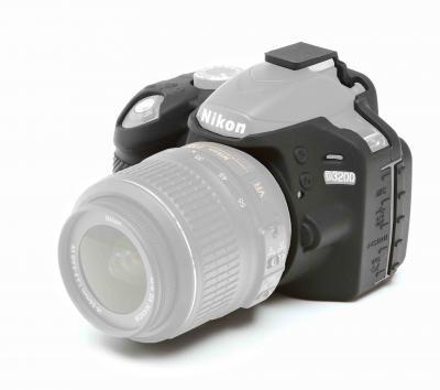 easyCover (Nikon D3200) (3 színben) (fekete)