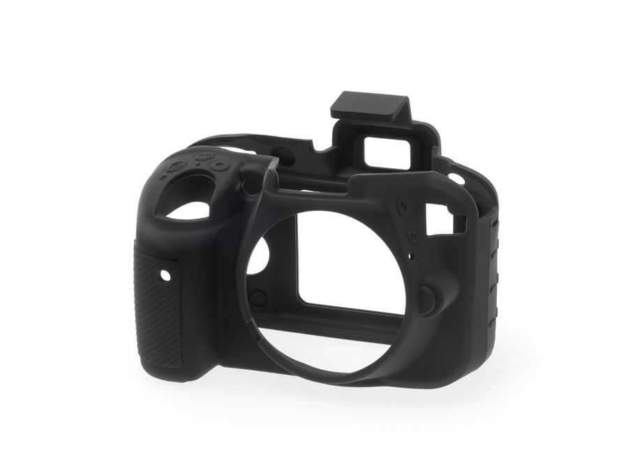 easyCover (Nikon D3300) (fekete)