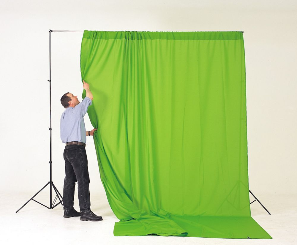 Lastolite Ezycare chroma zöld háttér - 3 x 3,5m