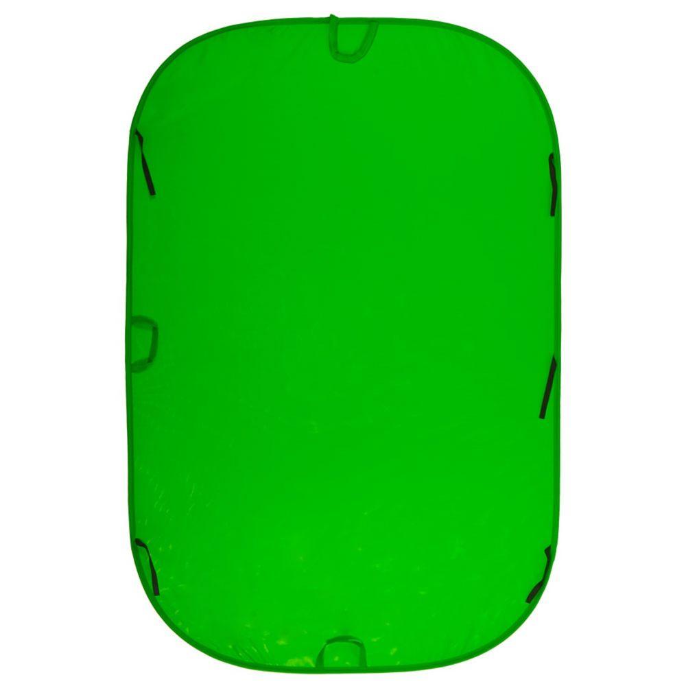 Lastolite összecsukható háttér 1.8 x 2.75m - chroma zöld