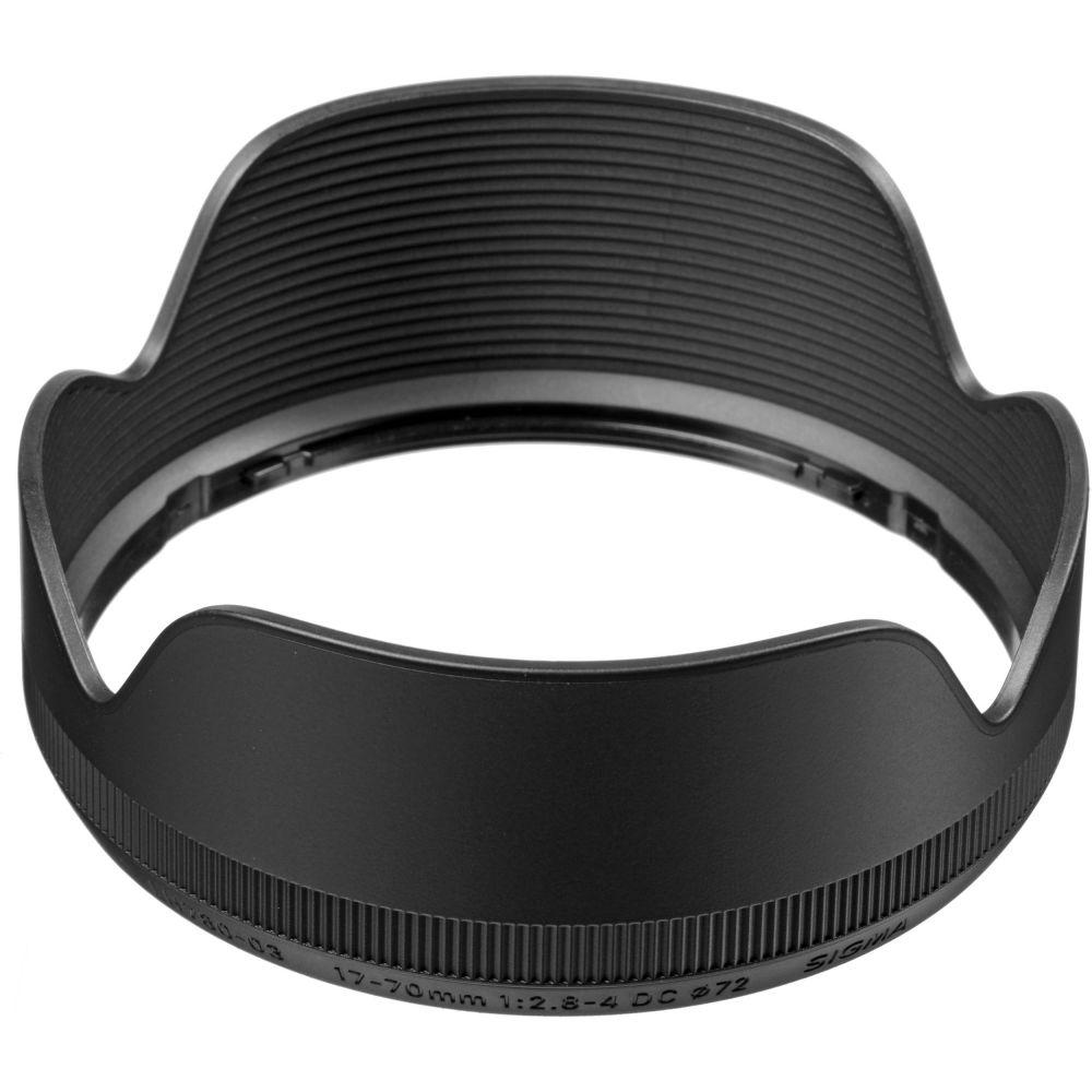 Sigma napellenző (LH1164-01) for Sigma 17-70mm / 2.8-4 DC Macro OS HSM (C)