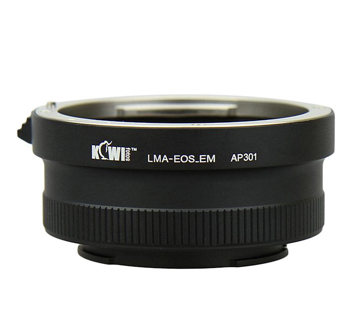 JJC KIWI Canon EF -> Sony E adaptergyűrű