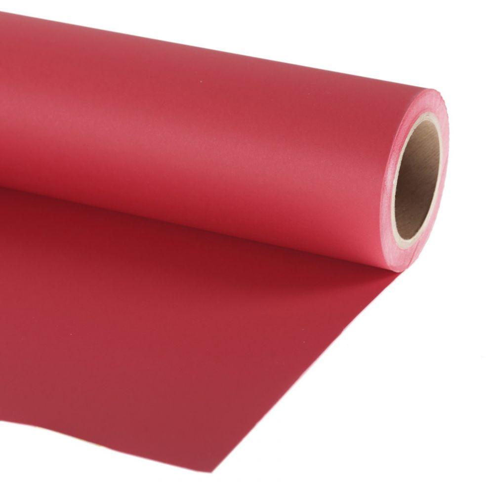 Lastolite piros papír háttér - 2,75m x 11m