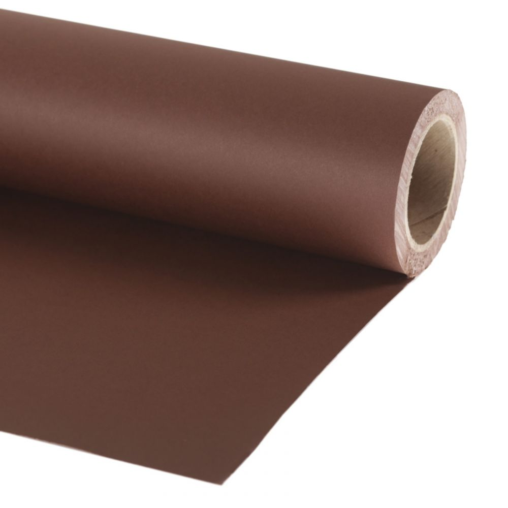 Lastolite vadgesztenye barna papír háttér - 2,75m x 11m