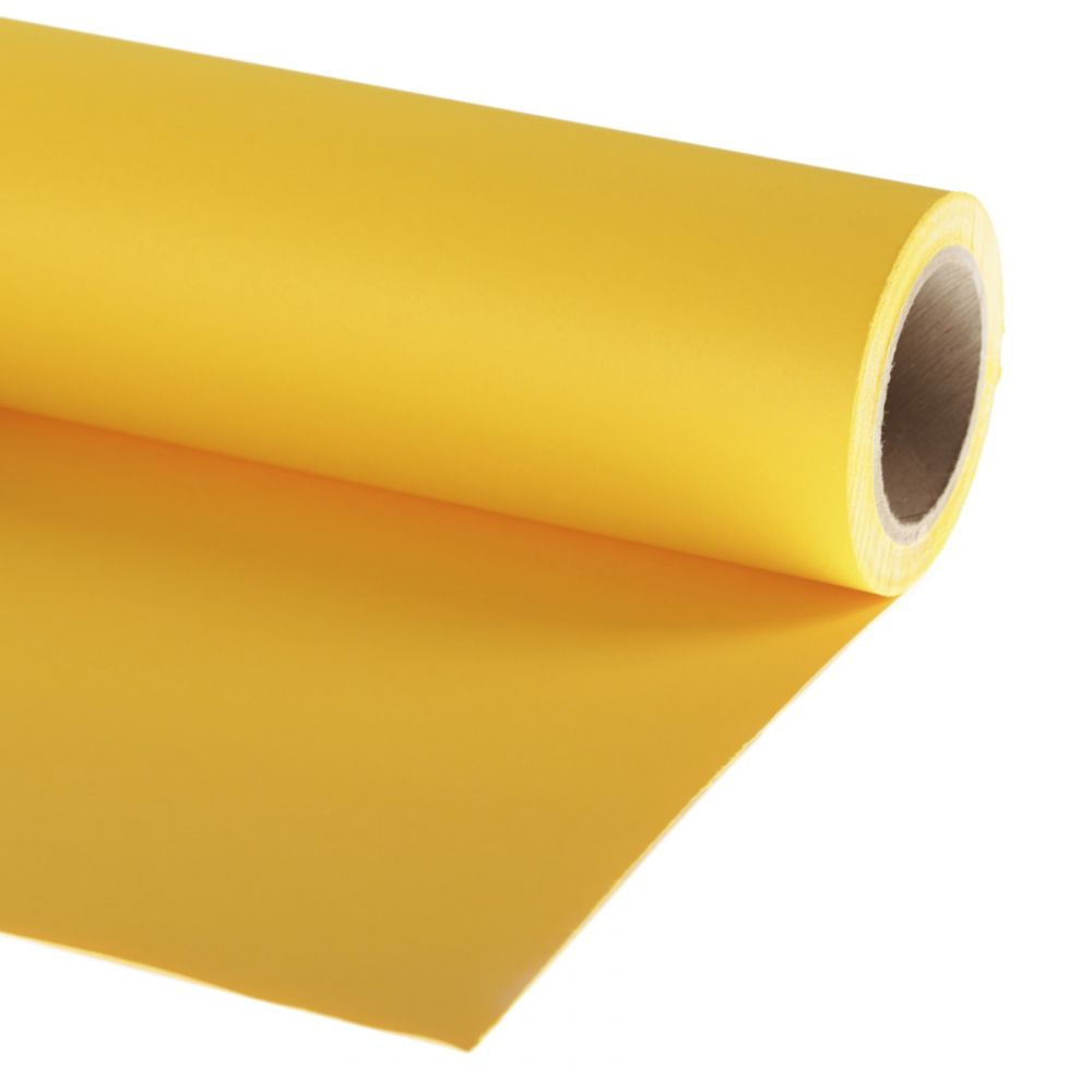 Lastolite sárga papír háttér - 2,75m x 11m