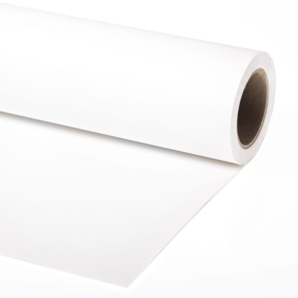 Lastolite Superwhite papír háttér - 1,37m x 11m