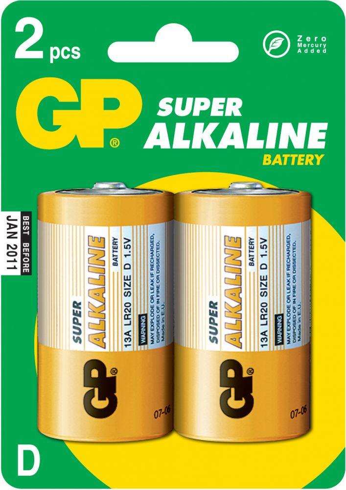 GP LR20 góliát elem (2db-os szett)