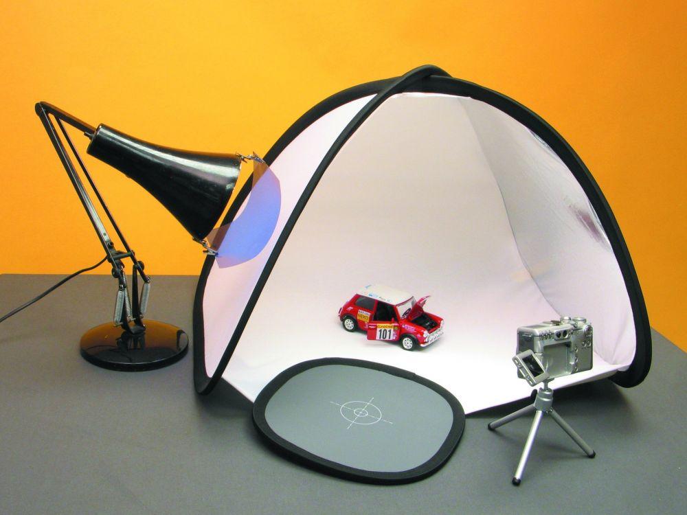 Lastolite ePhotomaker + EzyBalance kit, S-es
