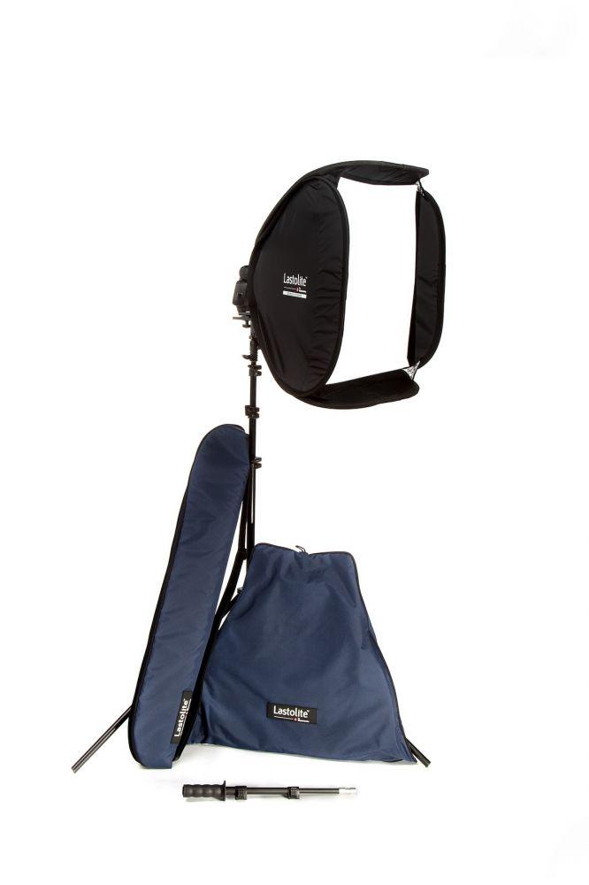 Lastolite Ezybox Hotshoe kit - 76 x 76cm