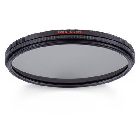 Manfrotto Essential cirkuláris polárszűrő - 62mm