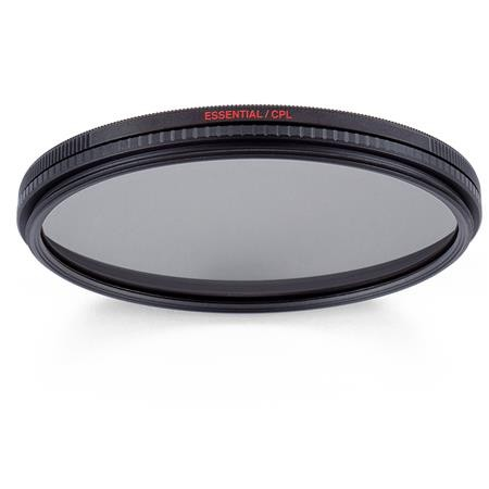 Manfrotto Essential cirkuláris polárszűrő - 67mm