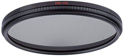 Manfrotto Professional cirkuláris polárszűrő - 62mm