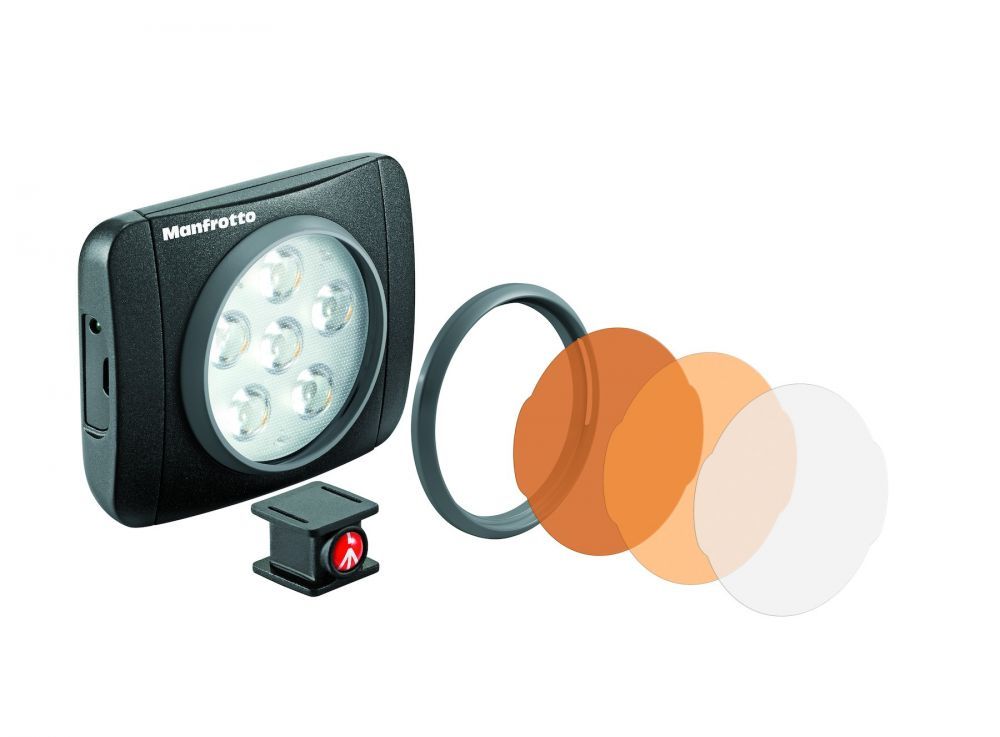 Manfrotto Lumimuse series 6 LED lámpa