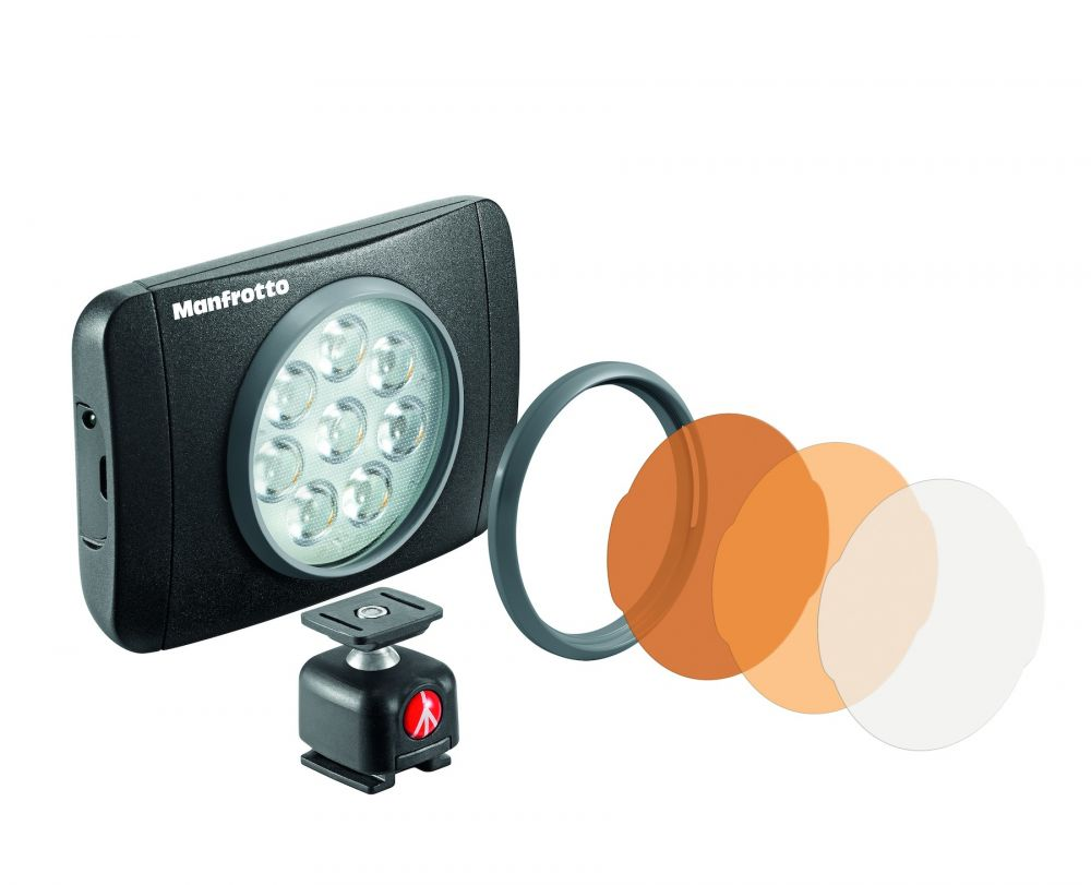 Manfrotto Lumimuse series 8 LED lámpa